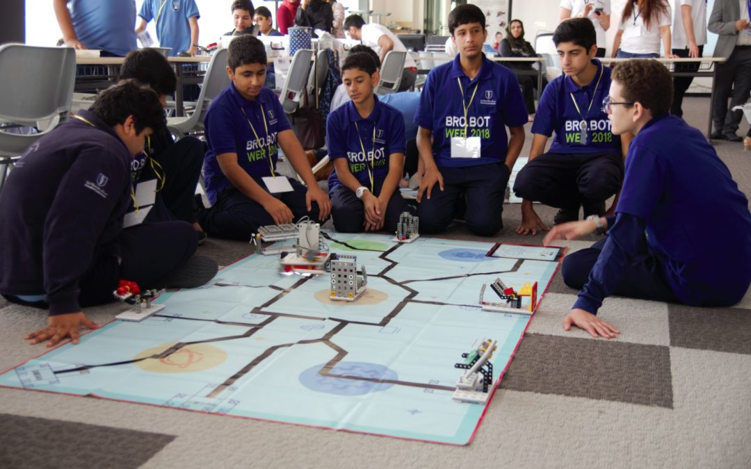 6 THINGS YOU SHOULD KNOW ABOUT World Education Robotics