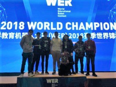 WER 2018 WORLD CHAMPIONSHIP
