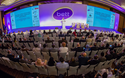 VISIT THE KNOWLEDGE HUB AT BETT MEA 2018!