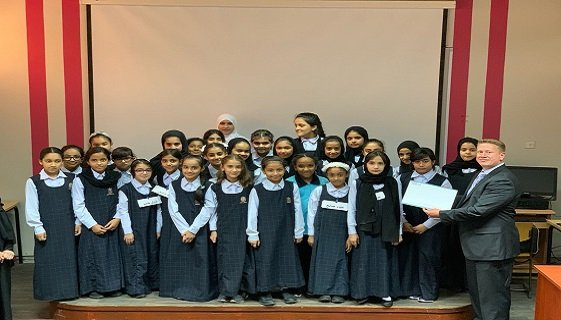 SHEIKH ZAYED READING CHALLENGE