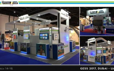 THE KNOWLEDGE HUB AT THE GESS DUBAI 2017