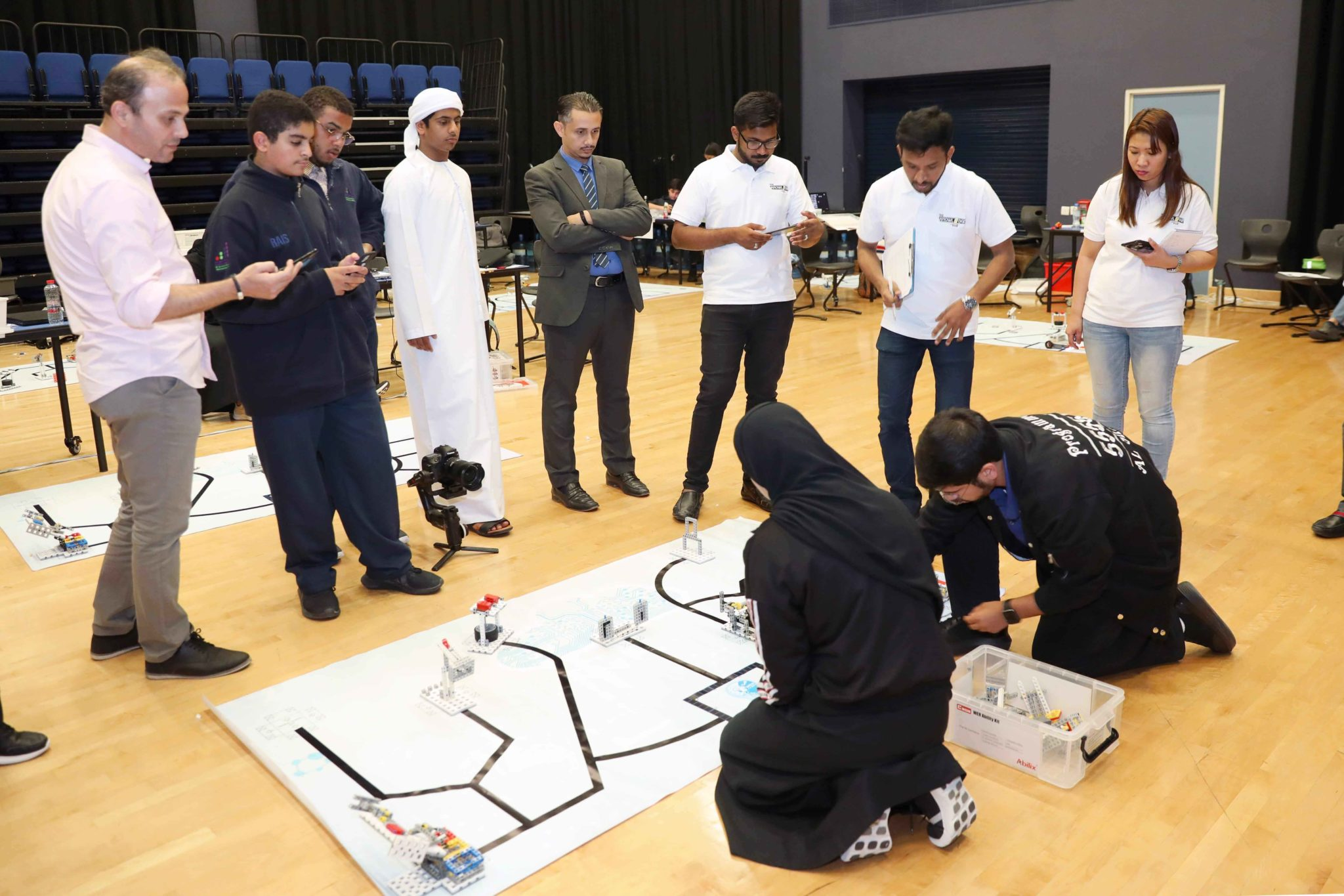 World Educational Robot Contest 2019 (WER)