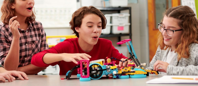 LEGO® Education SPIKE™ Prime Set: A Must-Have Kit for Every Middle School Student