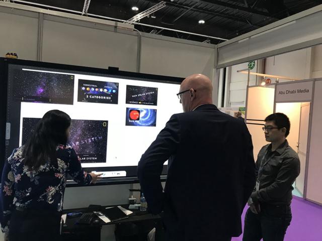 British Educational Training and Technology Show MEA 2018 (BETT)