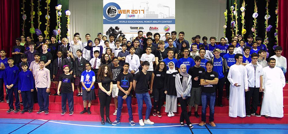 World Educational Robot Contest 2017 (WER)