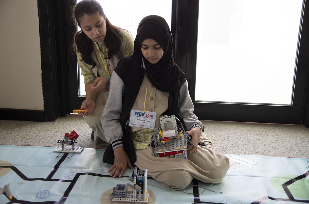 World Educational Robot Contest 2018 (WER)
