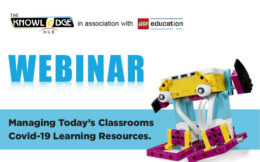 LEGO® Education Webinar – Managing Today's Classrooms Covid-19 Learning Resources.