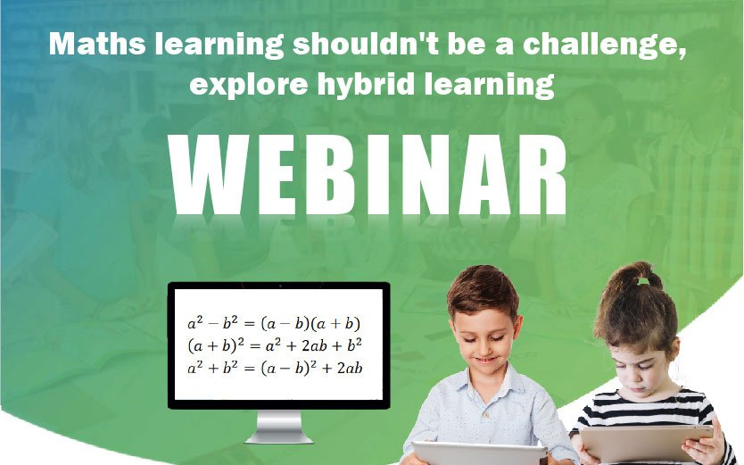 Webinar on Hybrid Learning in association with Mathletics