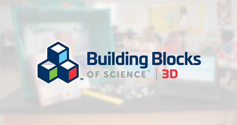 Building Blocks of Science 3D – The Way Forward