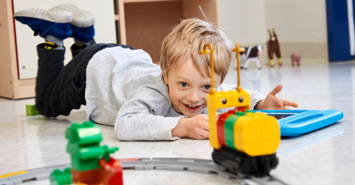 LEGO® Education Coding Express, an innovative STEM tool for Early Learners