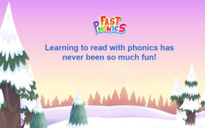 Having Fun with Phonics while Cultivating a Love for Reading