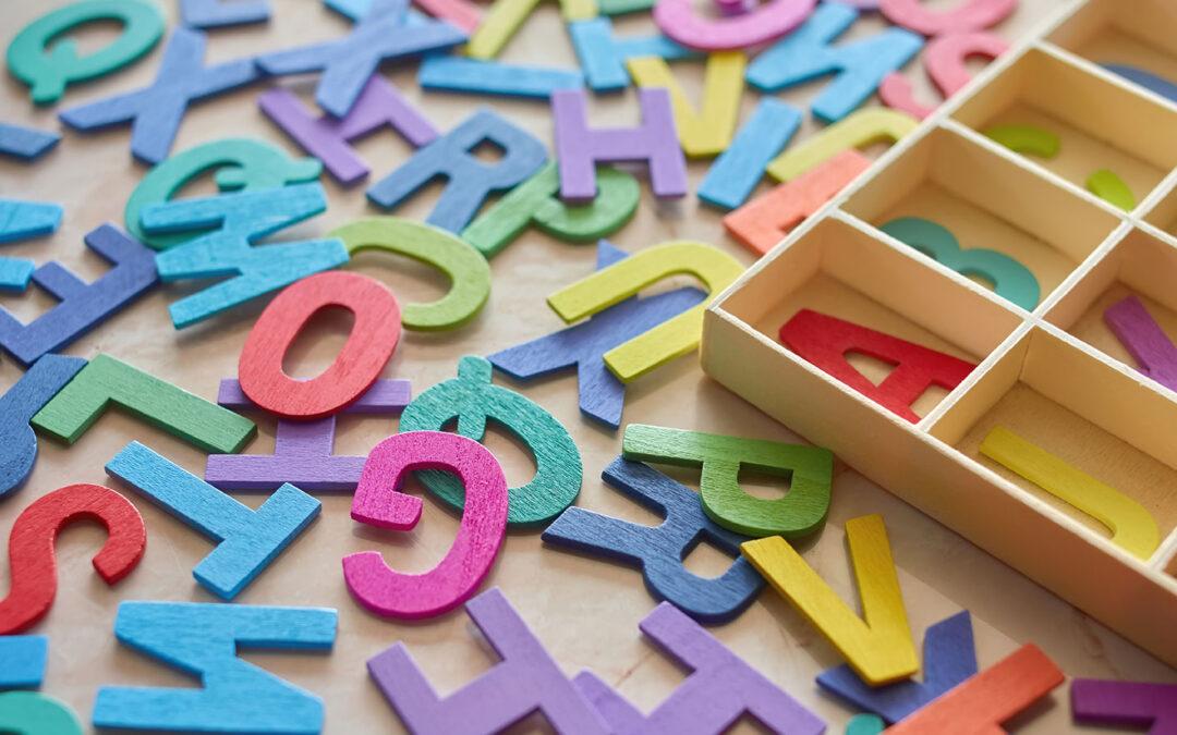 Sharpen Your Child's Spelling Skills