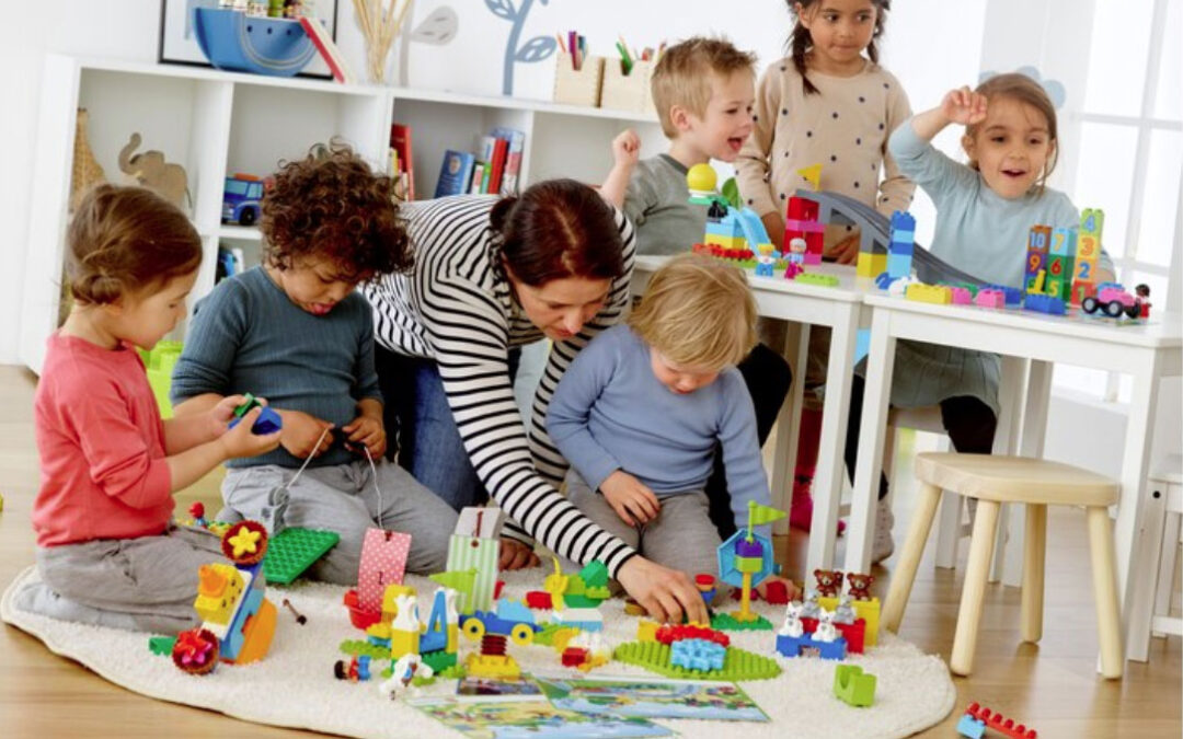 Team Building Activities with LEGO®