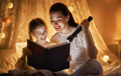 Telling Bedtime Stories means More Than Just Putting Your Toddlers to Sleep