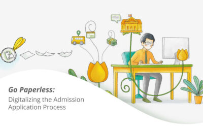 Go Paperless: Digitalizing the Admission Application Process