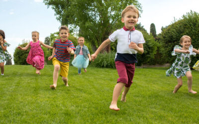Introducing Outdoor Play To Enhance Math Learning Activities for Children